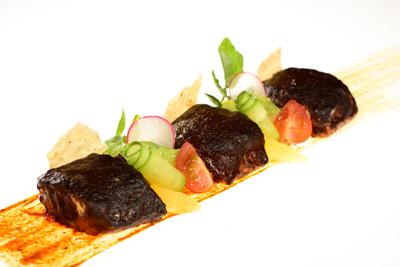 Saborearte pescado a la talla attachment revista - Platos gourmet con pescado ...