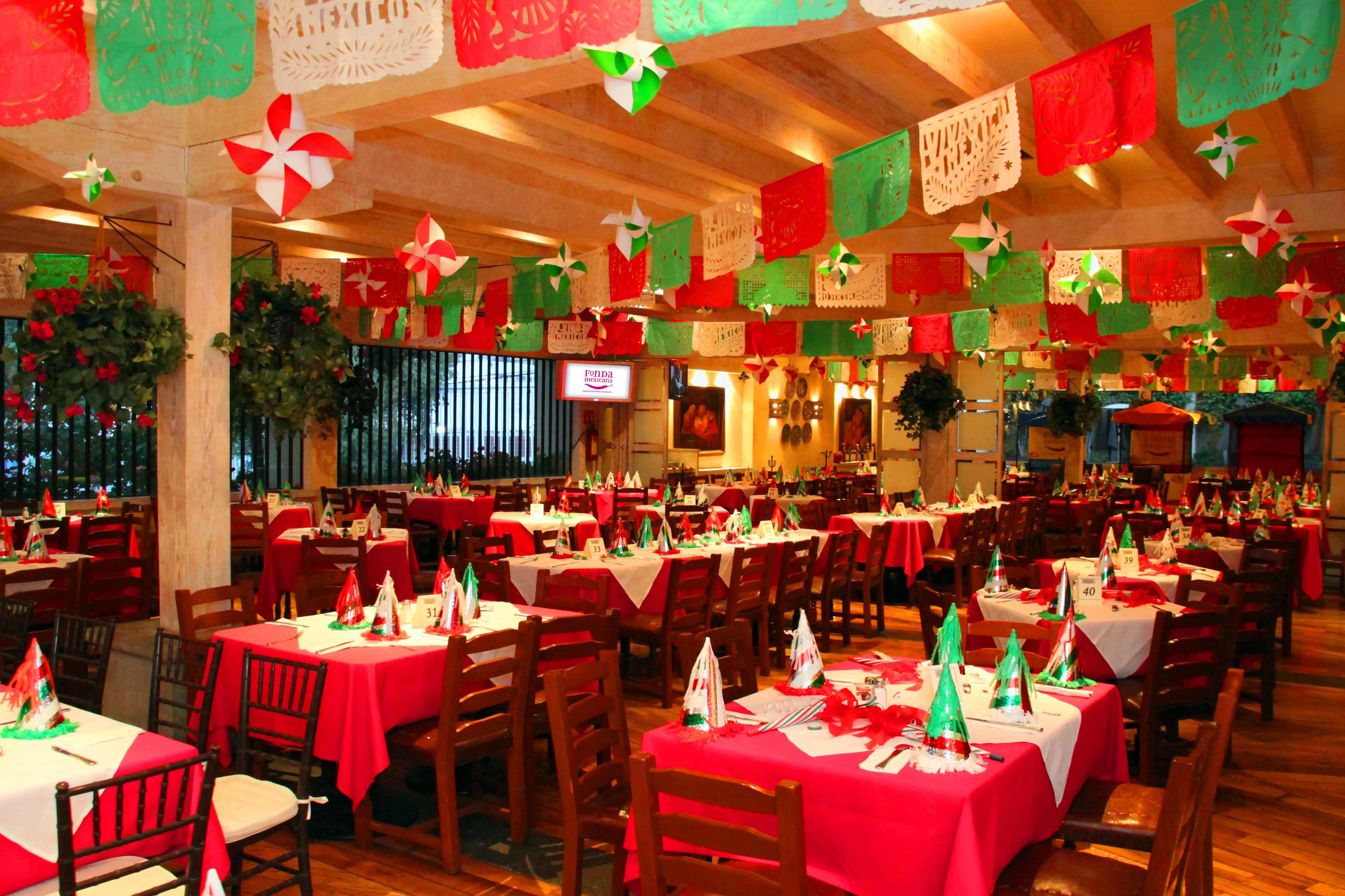 Mexican Restaurant From Puebla