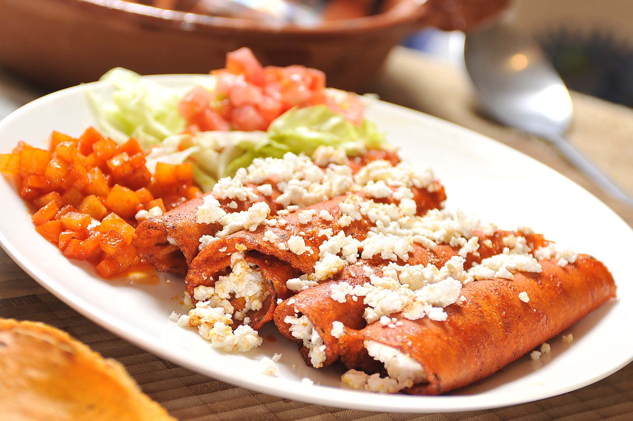 Enchiladas Recipes — Dishmaps