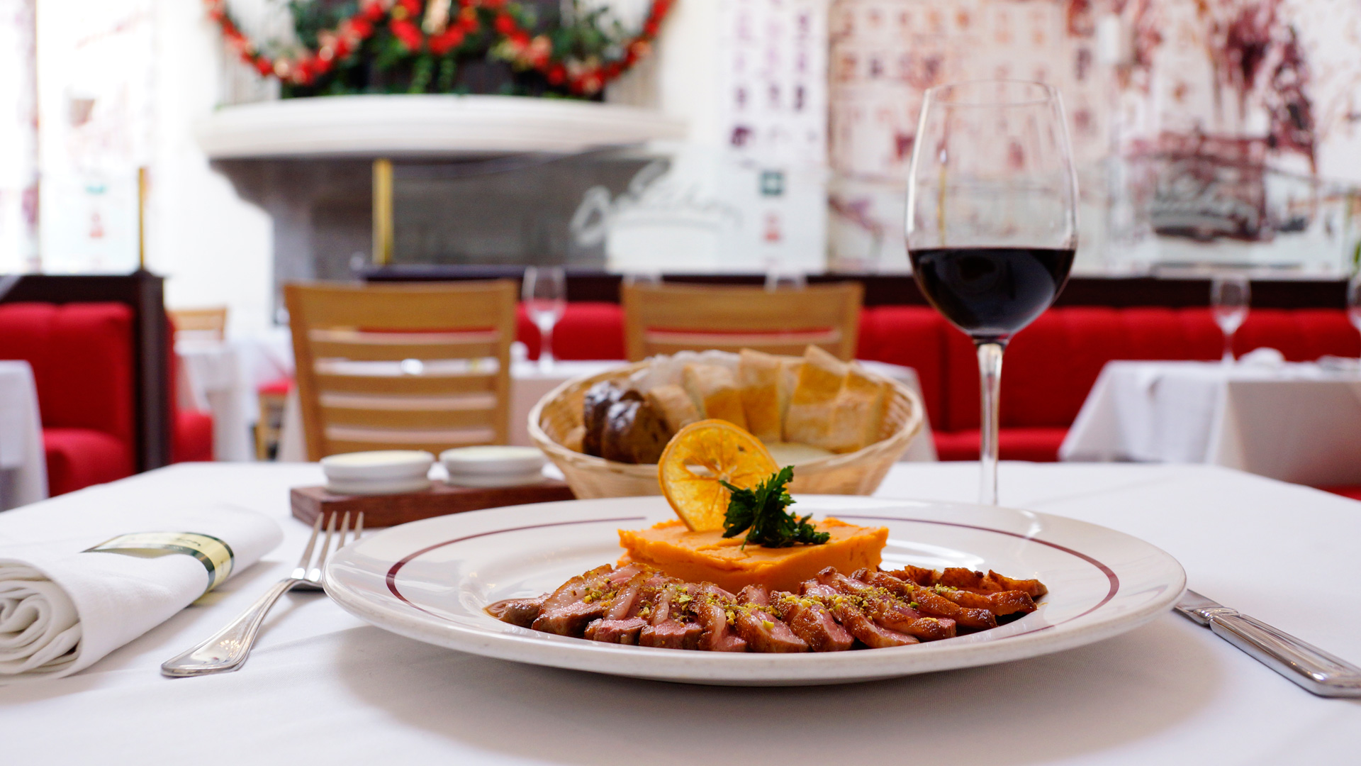 Le bouchon reabre sus puertas en polanco saborearte for Nombres de platos franceses