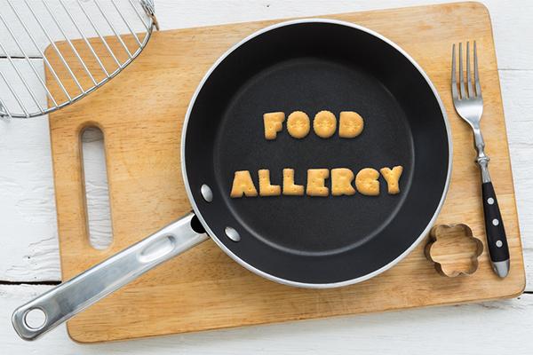 Alergia de alimentos