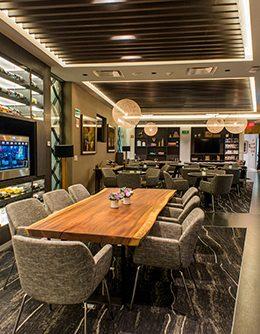 Lounge American Express