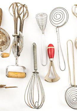 Utensilios de cocina 1920