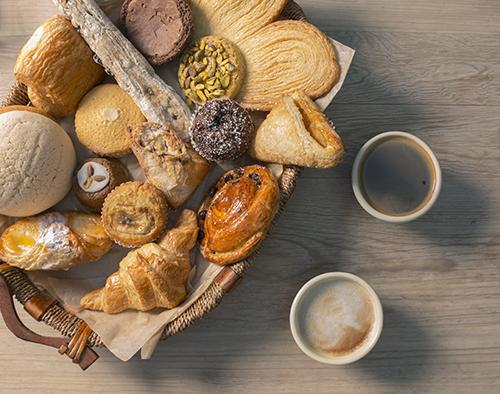 Pan dulce Le Pain Quotidien