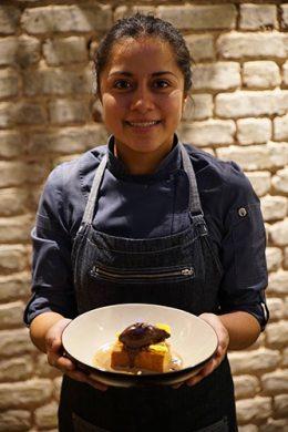 Chef Adriana Cavita