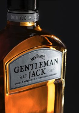 Gentleman Jack Rare Tennessee Whiskey,