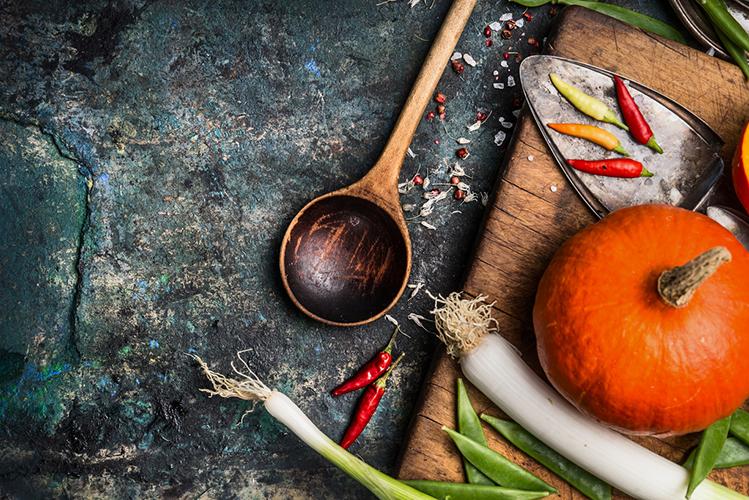 El mundo de la gastronomía