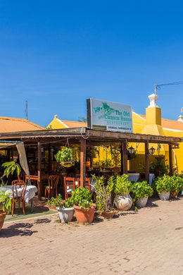 The Old Cunucu House Restaurant 2