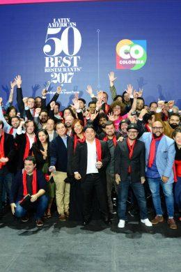 Latin America's 50 Best Restaurants