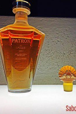 Tequila Patrón y Lalique
