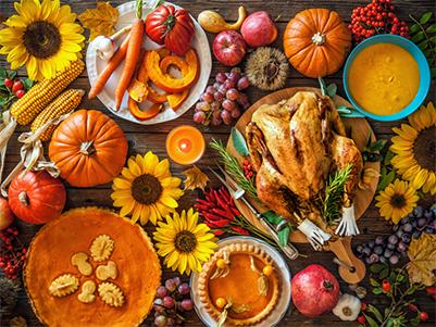 Thanksgiving en Xanat