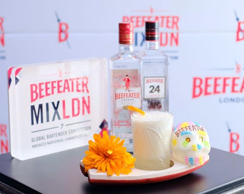 Coctel Beefeater