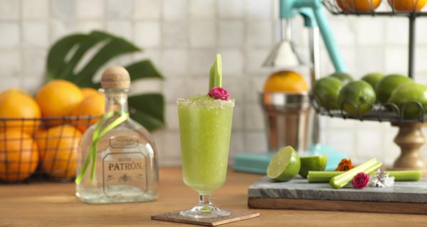 Verde Margarita, José Luis León, Tequila Patrón