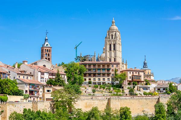 Segovia, Castilla y León, España