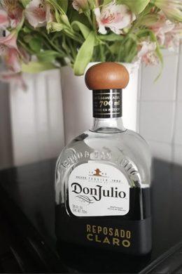 Tequila Don Julio Reposado Claro