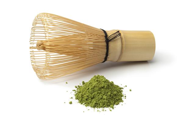 Batidor de bambú especial para matcha