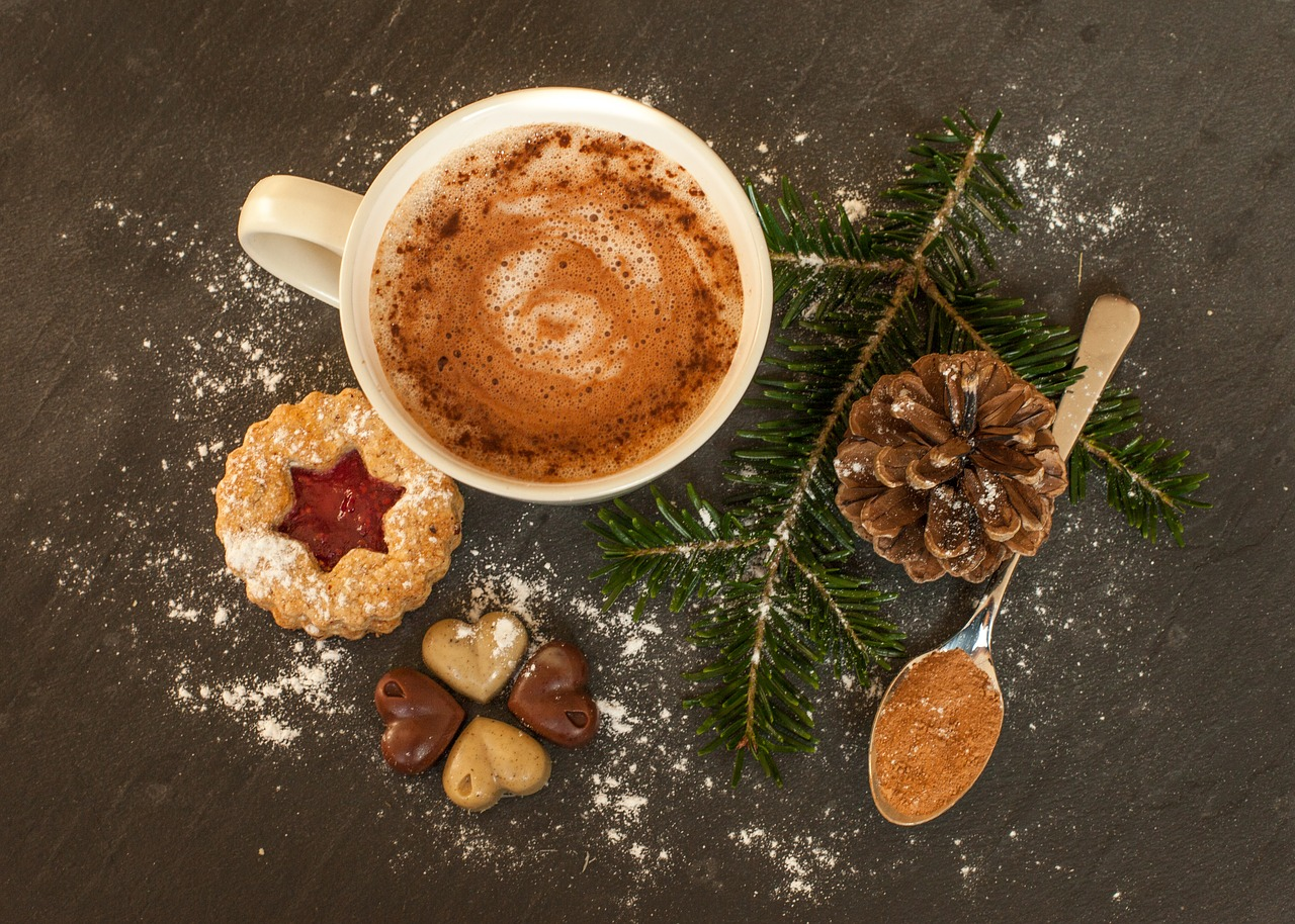 navidad, postres navideños, diciembre, posadas, ponche