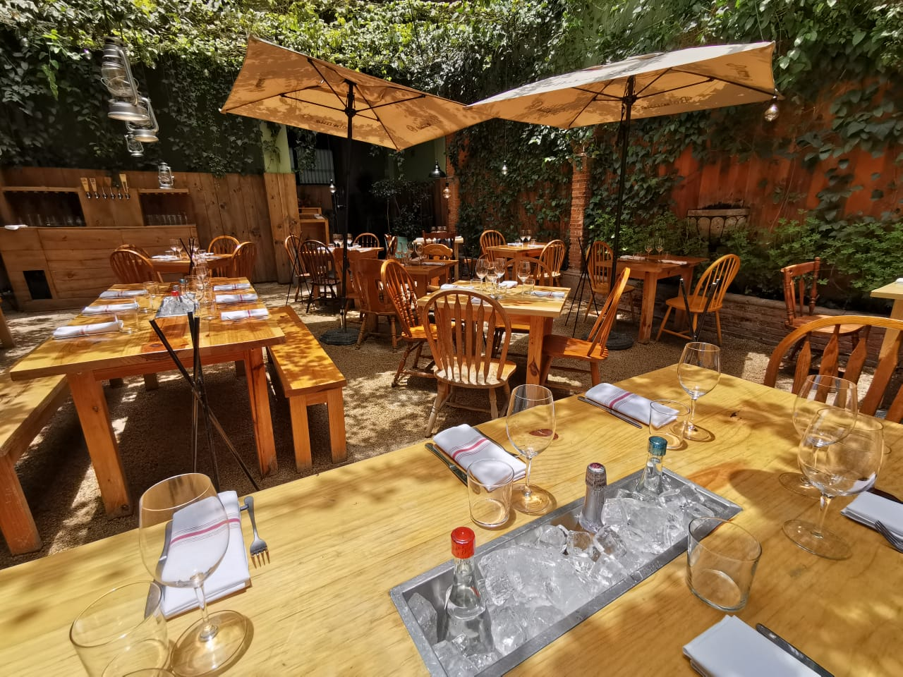 Restaurante Huset la roma